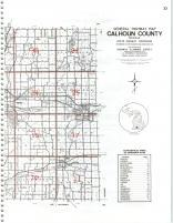 Map Image 022, Calhoun County 1982